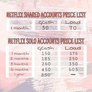 netflix premium | Others | Carousell Philippines