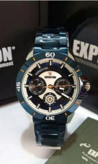 Expedition jam tangan cowo man watches