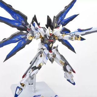 Daban Strike Freedom Metal Build MG Gundam