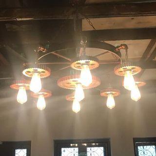 the industrial hanging lights chandelier for sale