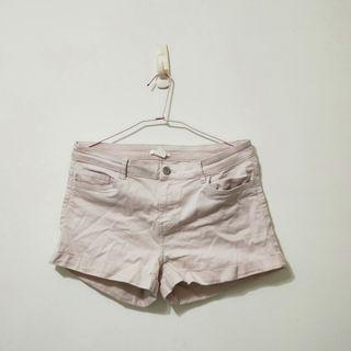 H&M 反折短褲
