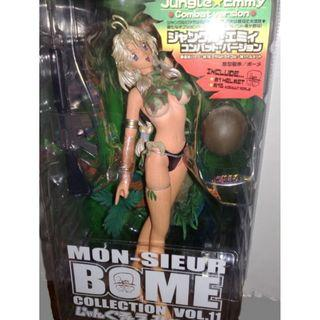 海洋堂 Mon-Sieur BOME Collection Vol 11 Jungle Emmy Figure