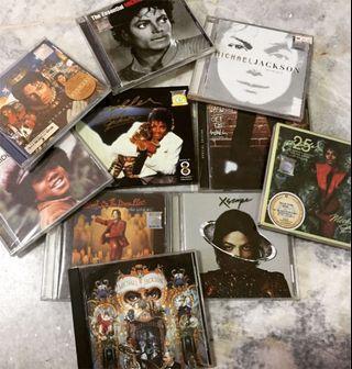 CD | Michael Jackson Collections