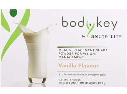 BodyKey by NUTRILITE Meal Replacement Shake (Vanilla)