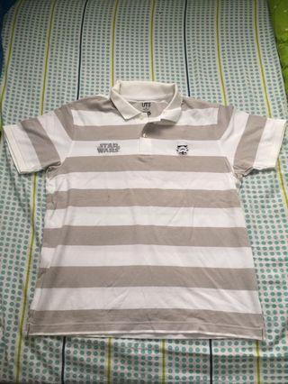 Uniqlo X Star Wars Polo Shirt