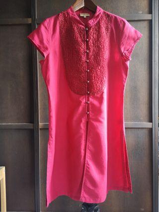 Oriental Long Blouse