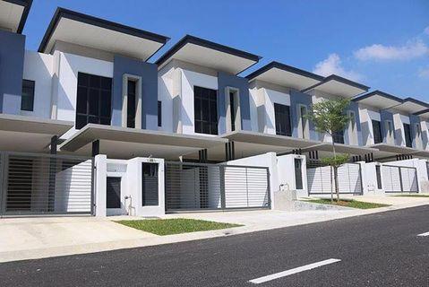 [New Lauching Limited Unit!!!!!!] 22x70 Double Storey Terrace House,Kota Kemuning