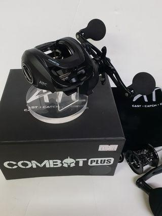 (Again and Just In Place.!!).The New Version, 'ATC'- BC Reel.!! Coming with Limite Stock.!?= ATC- COMBAT PLUS 201.(Left handed reel, Gear ratio: 7.0:1, Darg: 12kg).