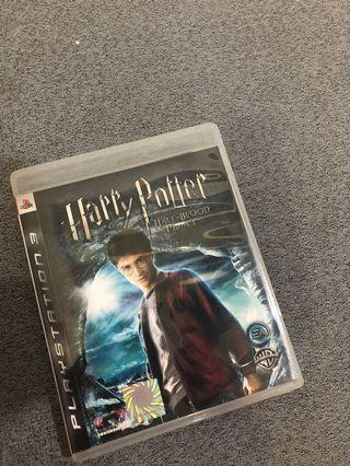 Harry Potter & The Half-Blood Prince PS3