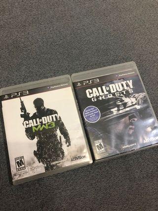 COD PS3 Bundle