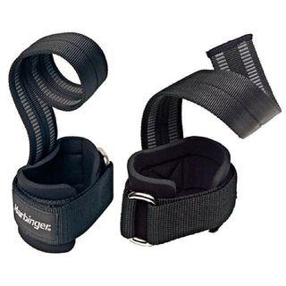 🚚 Big Grip Pro Lifting Straps (1 pair) - Harbinger
