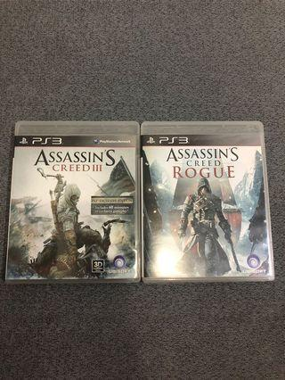 Assassin's Creed PS3 Bundle