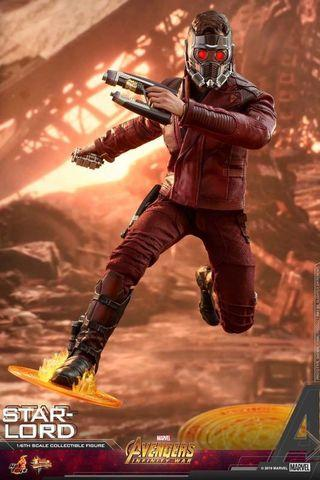 Hottoys Marvel Avengers Starlord 3.0