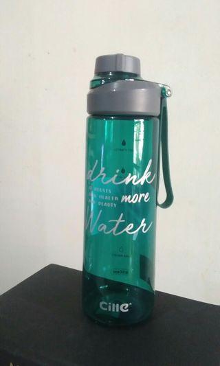 Botol Minum Reminder (Technoplast)