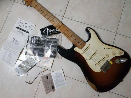 Fender Road Worn 50's Stratocaster