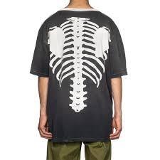 Kapital skeleton tee