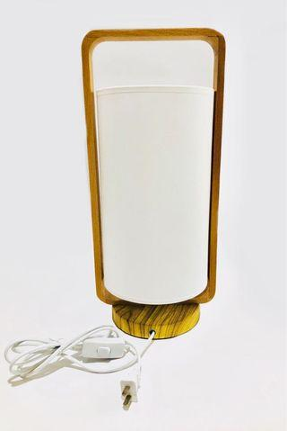 Lantern style Lamp Shade (White)