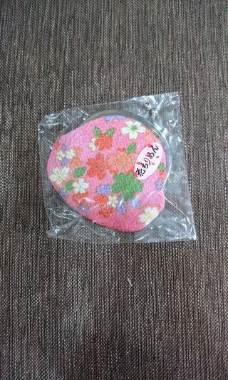 <日本購入>粉色零錢包