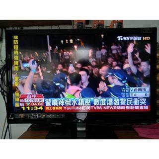 中古液晶電視 37吋 LED 奇美 CHIMEI TL-37L6000D 二手液晶電視