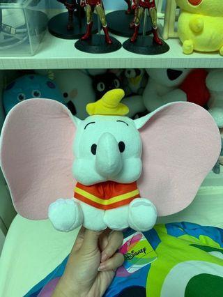 小飛象 dumbo 公仔