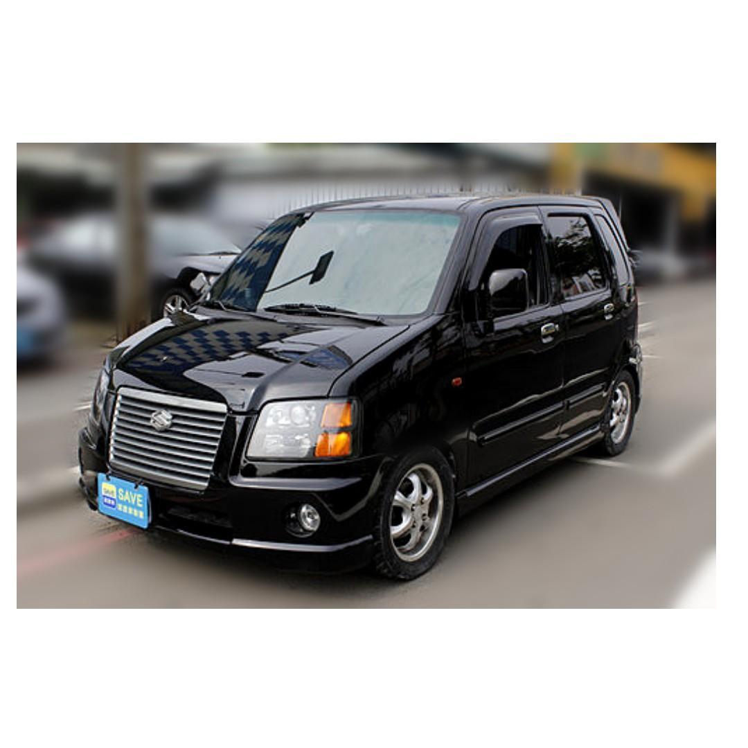 2003 Suzuki Soilo 1.3 黑 配合全額貸、找錢超額貸 FB搜尋 : 『阿文の圓夢車坊』