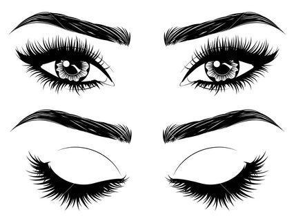Eyelashes Ectension