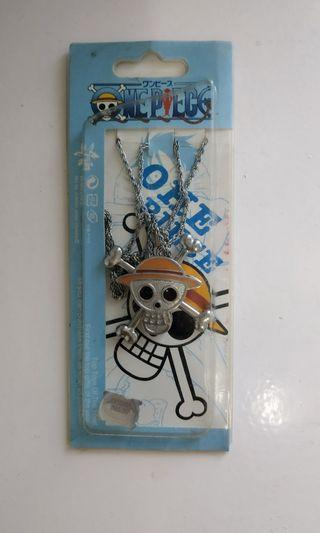 One Piece Flag Necklace