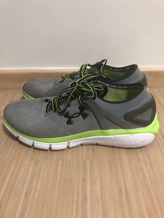 🚚 Under Armour Speedform Fortis Vent Grey/Green