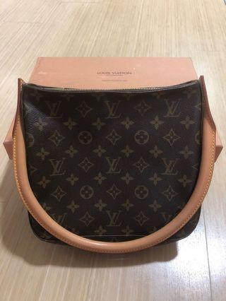 LV Louis Vuitton Looping Handbag