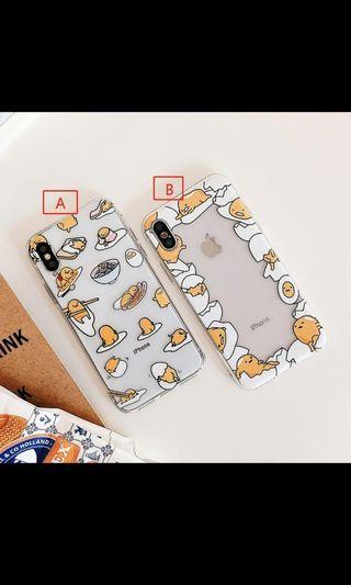 Gudetama Cute Iphone Casing
