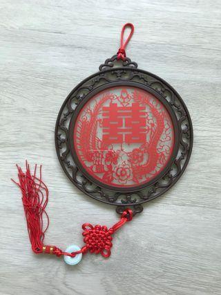 🚚 Wedding Shuang Xi Deco