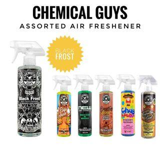⚡️Black Frost Air Freshener Spray Chemical Guys Car Detailing Grooming