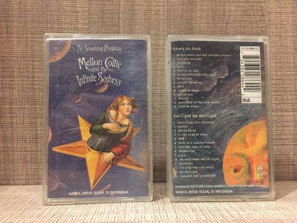 Kaset Pita The Smashing Pumpkins (Double Album: Mellon Collie and the Infinite Sadness)