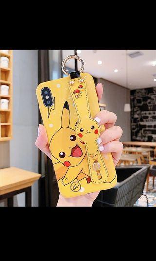 🚚 Pikachu Cute Pokemon Iphone Casing