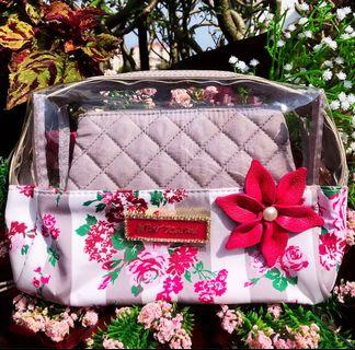 Clearance ~Betsey Johnson 2 in 1 Grey