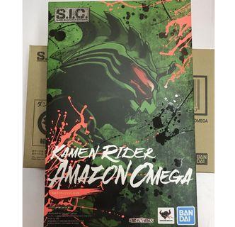 Kamen Rider Amazon Omega Super Imaginative Chogokin S.I.C. Bandai Spirits 2019 Takayuki Takeya Tamashii Nations toy