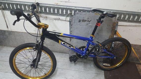 圖中有兩架單車
