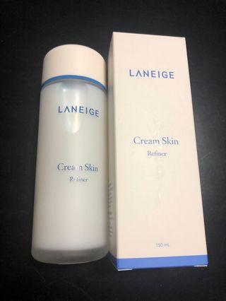 🚚 Laneige cream skin refiner