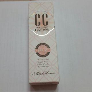 BN sealed Miss Hana CC cream Good reviews