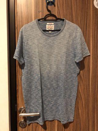Tshirt vintage blue indigo vintage edition🔥