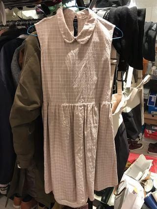🚚 Lovfee 無袖洋裝 收腰後造型