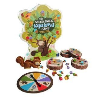 Education Insights The Sneaky, Snacky Squirrel Game