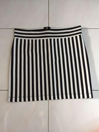 SUB Stripes Skirt
