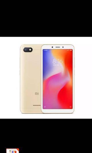Redmi - 6A (2GB plus 16GB)
