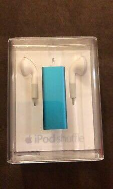 iPod Shuffle 3rd Gen SEALED (2gb)