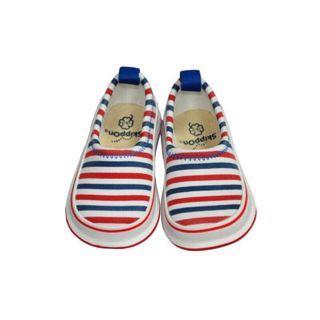 🚚 💥現貨17cm💥日本 Skippon 休閒鞋系列-彩色條紋