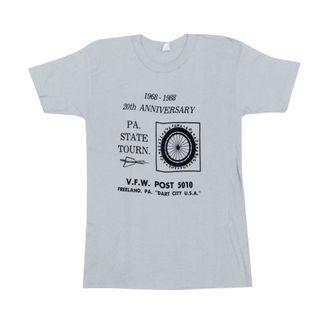 Vintage PA. State Tourn. 20th Anniversary 50/50 T-Shirt