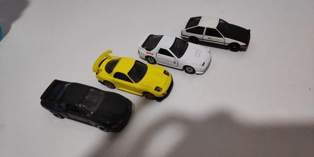 Tomica initial d collection