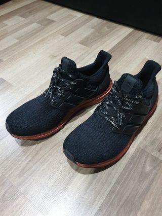 🚚 Adidas ultra boost 3.0 bronze