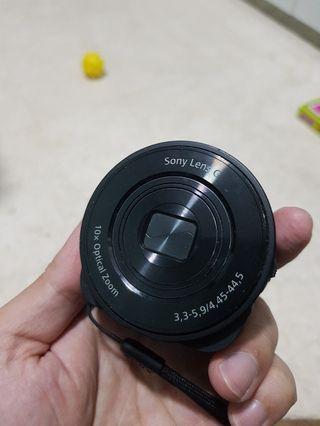 Sony DSC-QX10 Clip on Mobile Camera